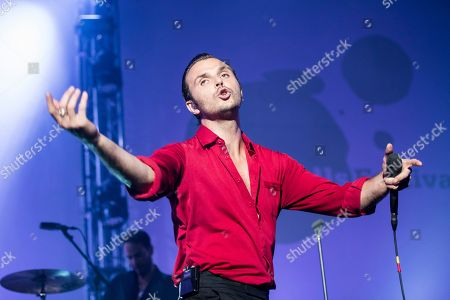Stock Image of Theo Hutchcraft