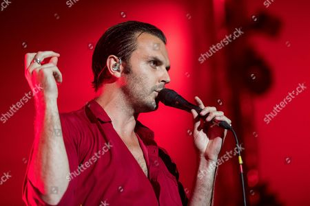 Stock Picture of Theo Hutchcraft