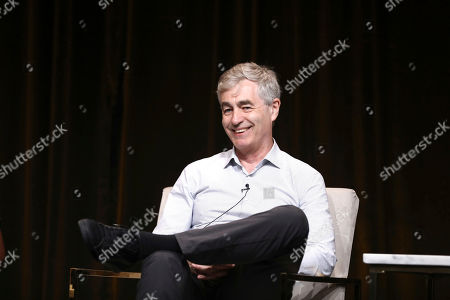 "Executive Producer and Creator Steve James attends the STARZ TCA panel for ""America to Me"" at The Beverly Hilton Hotel on in Beverly Hills, Calif"