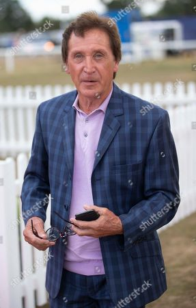 Kenney Jones attends the The International Day (Westchester Cup), Royal Berkshire Polo Club.