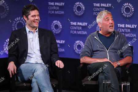 Tom Kitt and Steve Carr (Director)