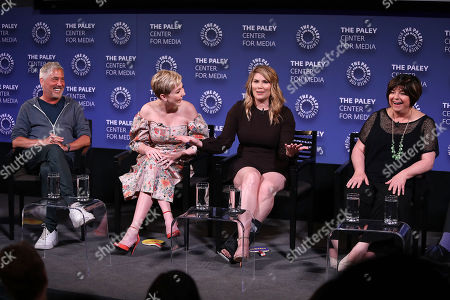 Editorial picture of The Paley Center for Media Hosts a Special Screening of Disney's 'Freaky Friday', New York, USA - 28 Jul 2018