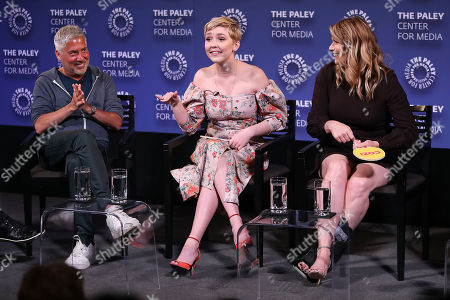 Editorial photo of The Paley Center for Media Hosts a Special Screening of Disney's 'Freaky Friday', New York, USA - 28 Jul 2018