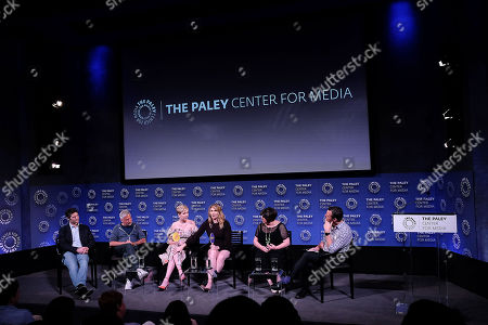 Tom Kitt, Steve Carr (Director), Cozi Zuehlsdorff, Heidi Blickenstaff, Susan Cartsonis (Producer) and Jeffrey Epstein