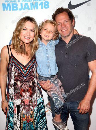 Ali Hillis, Matt Swartz, Daughter