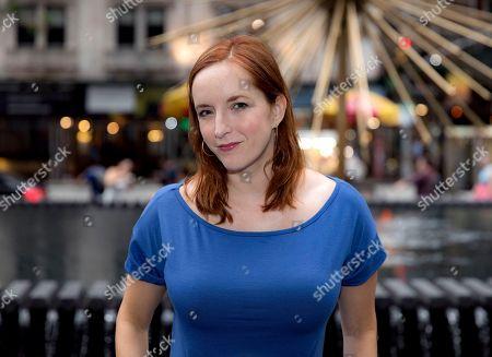 Stock Image of Writer Rebecca Makkai, author of the novel 'The Great Believers'