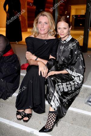 Maria Furtwangler and Mavie Hörbiger