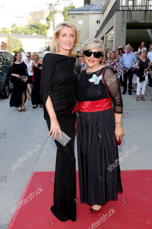 Maria Furtwangler and Steffi Czerny