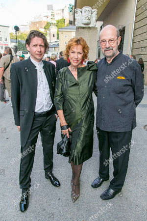 Julian Plica and Gaby Dohm and Peter Deutsch