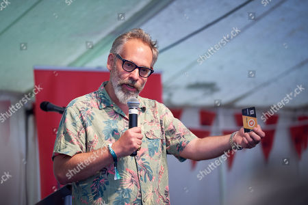 Stock Photo of Financial Gameshow with Dominic Frisby at The Idler Academy