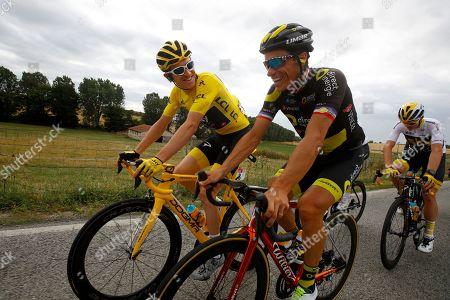 Editorial photo of Tour de France 2018 - 21th stage, Paris - 29 Jul 2018