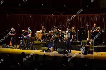 "War - Stuart Ziff, Leroy ""Lonnie"" Jordan, Marcos Reyes, Scott Martin, Sal Rodriguez, Stanley Behrens, David ""Pug"" Rodriguez"