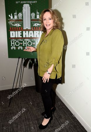 Stock Picture of Bonnie Bedelia at the Die Hard 30th Anniversary screening at Nakatomi Plaza (aka Fox Plaza)