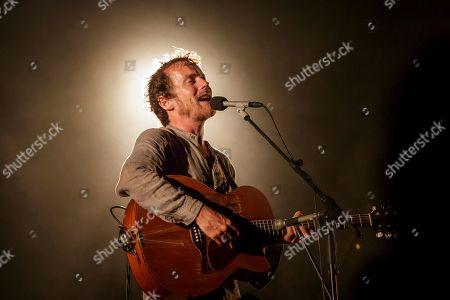 Editorial photo of Damien Rice in concert, Calella De Palafrugell (Girona), Spain - 29 Jul 2018