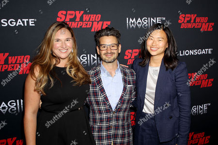 Editorial picture of New York Special Screening for Lionsgate's 'The Spy Who Dumped Me', USA - 29 Jul 2018