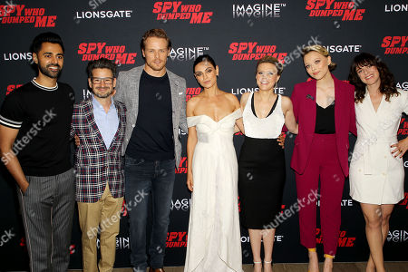 Editorial image of New York Special Screening for Lionsgate's 'The Spy Who Dumped Me', USA - 29 Jul 2018