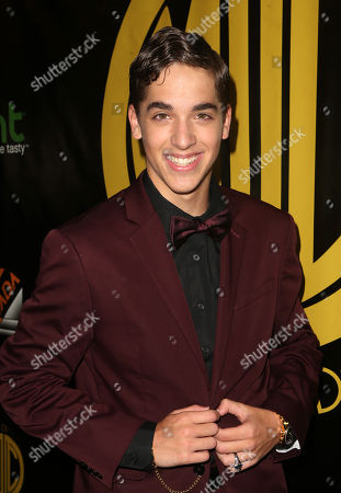 Editorial image of Fuller House's Michael Campion's Roaring 16th Birthday celebration, Los Angeles, USA - 29 Jul 2018