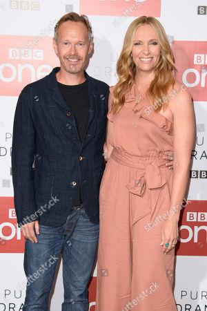 Steven MacKintosh and Toni Collette