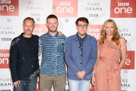 Steven MacKintosh, Luke Snellin, Nick Payne and Toni Collette