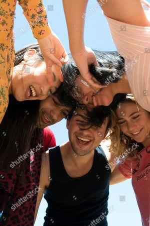 Xana Tang, Aldo Mignone, Mojean Aria, Tessa De Josselin, Sarah Thamin