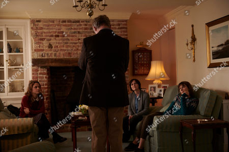 Stock Picture of Alex Jennings as Dr Tim Finch, Amanda Root as Carol Finch, Jo Herbert as Emma Finch and Lucinda Dryzek as Claire Finch.
