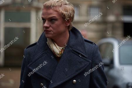 Tom Rhys Harries as Eliot Hollis.