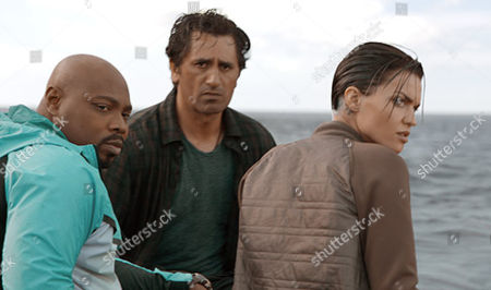 Page Kennedy, Cliff Curtis, Ruby Rose