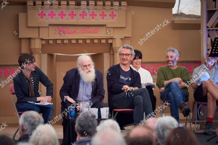 Stock Picture of The Great Diary Project: Irving Finkel, Travis Elborough and Guests, The Bowling Green