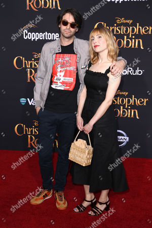 Editorial photo of 'Christopher Robin' film premiere, Arrivals, Los Angeles, USA - 30 Jul 2018