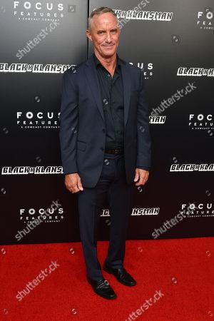 Editorial photo of 'BlacKkKlansman' film premiere, Arrivals, New York, USA - 30 Jul 2018