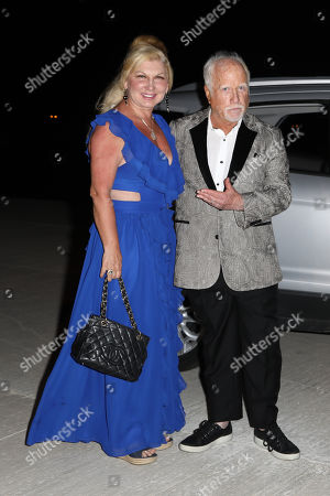 Richard Dreyfuss with his wife Svetlana Erokhin