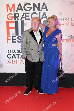 Editorial photo of Magna Graecia Film Festival, Catanzaro Lido, Italy - 30 Jul 2018