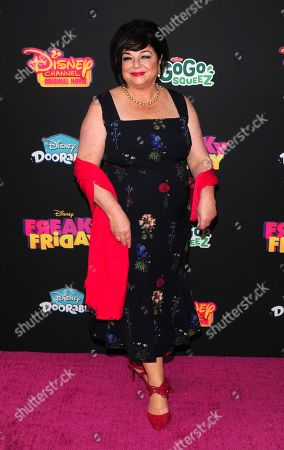 Editorial photo of 'Freaky Friday' film premiere, Arrivals, New York, USA - 30 Jul 2018