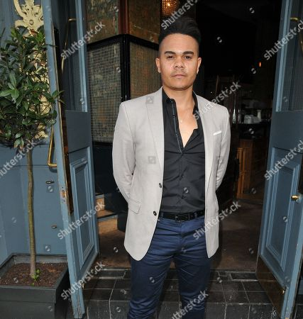 Editorial picture of Love Island Final viewing party, The Goat Chelsea, London, UK - 30 Jul 2018