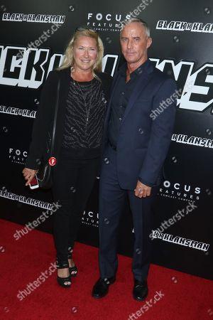 Editorial image of 'BlacKkKlansman' film premiere, Arrivals, New York, USA - 30 Jul 2018