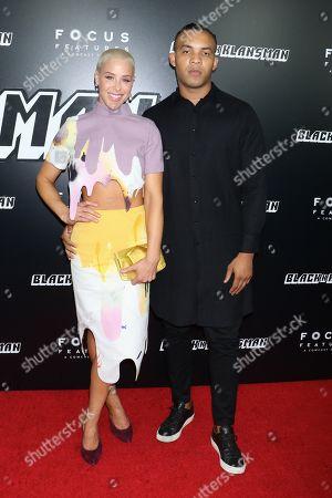 Kennedy Yanko and Rasaan Bonair