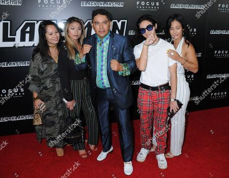 Nick Turturro and family