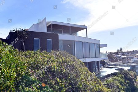 The house of Kings Cross nightclub owner John Ibrahim as police searched the residence at Dover Heights in Sydney, Australia, 31 July 2018. Police said the operation was conducted in connection with serving of a firearms prohibition order.