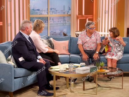 Eamonn Holmes, Ruth Langsford and The Krankies - Ian Tough and Janette Tough