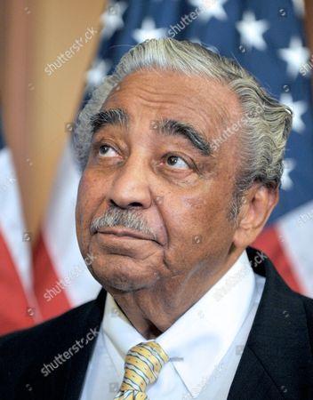 United States Representative Charles B. Rangel (Democrat of New York)