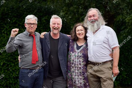 Backlisted: Andy Miller, Billy Bragg, Suzi Feay and John Mitchinson, The Bowling Green