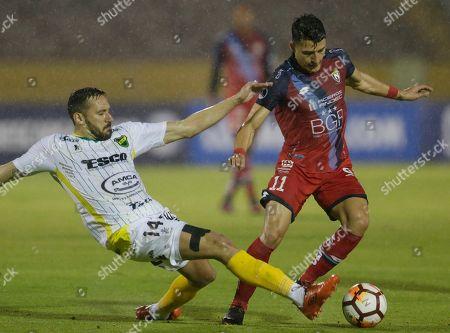 Editorial photo of Argentina Soccer Copa Sudamericana, Quito, Ecuador - 31 Jul 2018