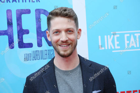 Editorial photo of 'Like Father' film premiere, Arrivals, Los Angeles, USA - 31 Jul 2018