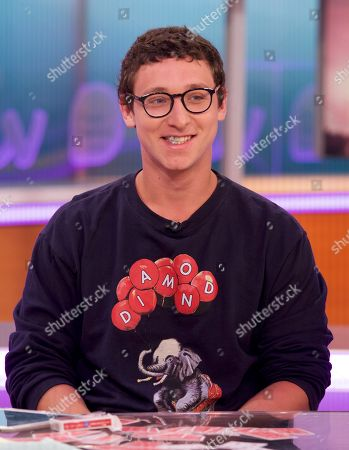 Editorial picture of 'Good Morning Britain' TV show, London, UK - 01 Aug 2018
