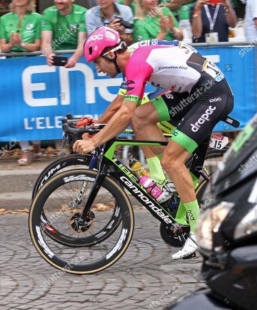 Tour de France 2018 Stage 21 Paris Taylor Phinney (USA)