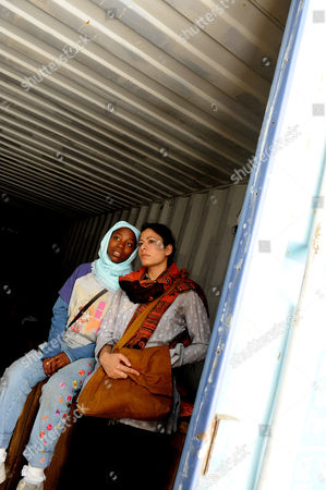 Editorial image of 'The Container' at the Young Vic Theatre, London, Britain - 14 Jul 2009