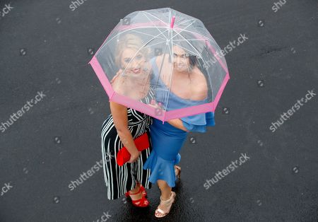 Stock Image of Tracy Walker from Athlone, Roscommon and Louise Walsh, from Claremorris, Mayo