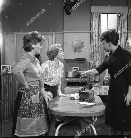 Editorial picture of 'Coronation Street' TV Show - 1963