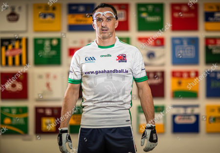 Pictured at today's launch is Reigning Handball World Champion Paul Brady