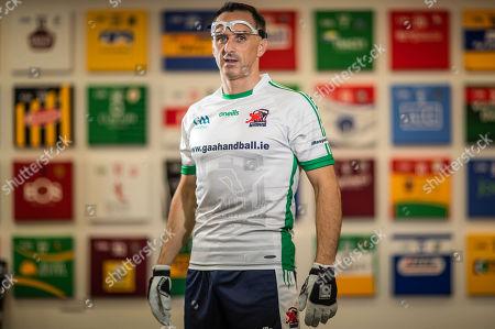 Editorial photo of Team Ireland World Handball Championship Jersey Launch, O'Neill's Store, Dublin  - 01 Aug 2018
